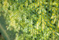 Drótkerítés, 20x20mm ,1x3m zöld