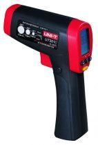 UNI-T UT301C infravörös, digitális hőmérő, -32°C +600°C, LCD kijelző, nem testhőmérő -UT301C-