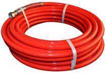 Wagner Cső, 7.5m, piros (P115) |0418718|