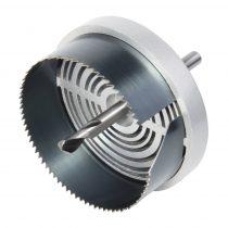 Wolfcraft Standard körkivágó/lyukfűrész, Ø 68 mm, elektromos ajzathoz, dobozhoz