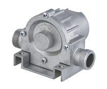 Wolfcraft Pumpa 3000 l/h S=8mm fémházas, fúrógéphez