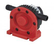 Wolfcraft Pumpa 1300 l/h S=6mm műanyagházas, fúrógéphez