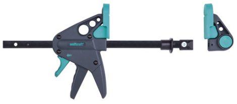 Wolfcraft PRO 65/150 W munkaasztali szorító|3036000|