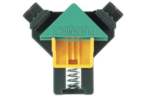 Wolfcraft Rugós sarokszorító, műanyag, 2 db|3051000|