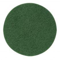 Wolfcraft 2db tépőzáras polírozófilc korong, zöld ?125mm |3169000|