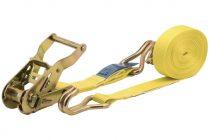 Wolfcraft 3274000 Racsnis szalagos spanifer, kampóval, 5 m, 1000 kg