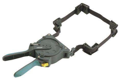 Wolfcraft Egykezes szalagos spanifer keretszorító, 5 m|3681000|