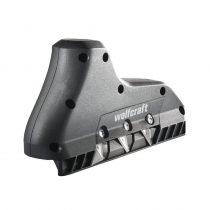 Wolfcraft 4009000 Gipszkarton élgyalu 3 pengével