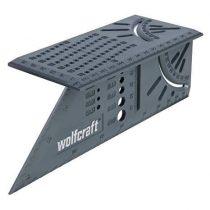 Wolfcraft 3D mérősablon|5208000|