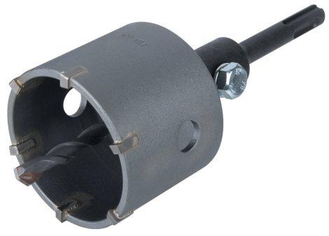 Wolfcraft Keményfém betétes körkivágó/koronafúró, 40 mm, SDS-Plus befogással|5480000|