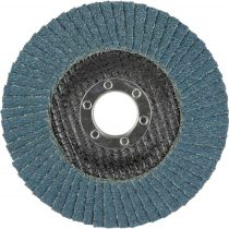 Wolfcraft Lemezes csiszolótárcsa, K 60 ?115 mm, sarokcsiszolóhoz|5651000|
