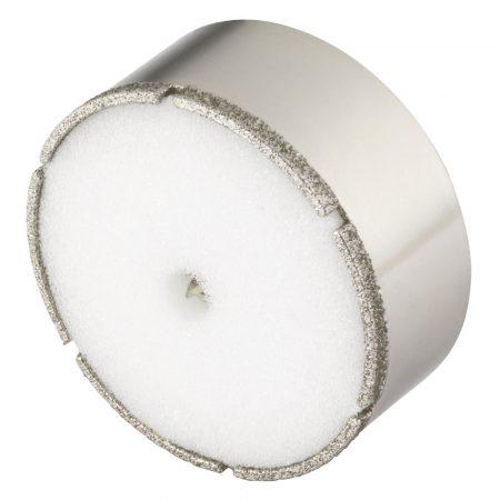 Wolfcraft Gyémánt koronafúró, 68 mm, csempéhez, 25 mm mély|8911000|