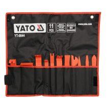 YATO Kárpitlehúzó készlet 11 részes