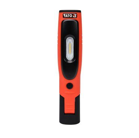 Yato YT-08508 Akkumulátoros szerelő LED lámpa 1+ 1 LED