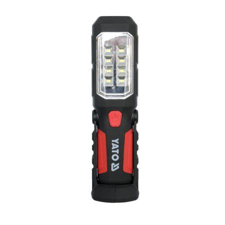 Yato YT-08513 LED lámpa elemes (8+1 LED) 3x1,5 V 1/10