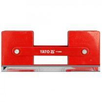 YATO Hegesztési munkadarabtartó mágneses állítható 85x65x22 2x22,5 kg