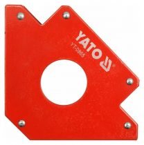 Yato YT-0865 Hegesztési munkadarabtartó mágneses 122x190x25