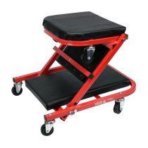 YATO Fekpad gurulós székké alakítható 91 cm
