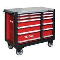 YATO Szerszámkocsi 12 fiókos
