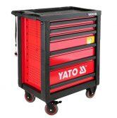Yato YT-0902 Szerszámkocsi 6 fiókos