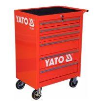 YATO Szerszámkocsi 6 fiókos