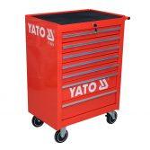 Yato YT-0914 Szerszámkocsi 7 fiókos 995x680x458mm