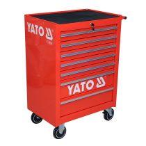 YATO Szerszámkocsi 7 fiókos