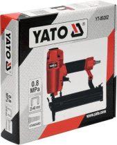 YATO Pneumatikus tűzőgép 25-40 mm