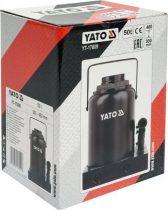 YATO Hidraulikus olajemelő 50t