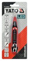 Yato YT-28630 digitális voltmérő LED világítással