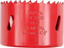YATO Körkivágó Bi-metal 5/8 col 40 mm