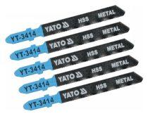 Yato YT-3414 Dekopírfűrészlap T32TPI fémvágásra 5db/cs