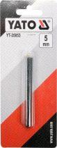 YATO Bőrlyukasztó 5 mm