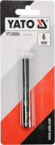 YATO Bőrlyukasztó 6 mm