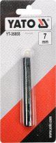 YATO Bőrlyukasztó 7 mm