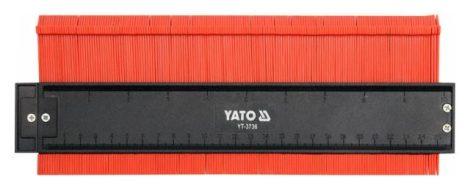 Yato YT-3736 Profilsablon 260mm