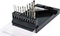 YATO Csigafúrószár készlet bitbefogással 10 részes 1,5-6 mm HSS 6542