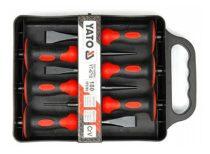 YATO Véső készlet 6 részes 180 mm kézvédővel