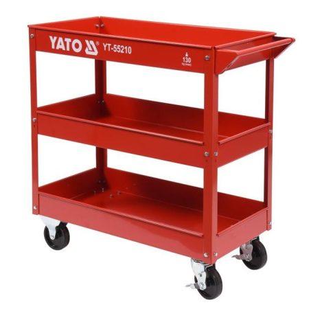 Yato YT-55210 Szerszámkocsi tálcás 1/18