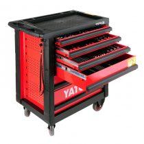 Yato YT-5530 Szerszámkocsi szerszámokkal 177 részes