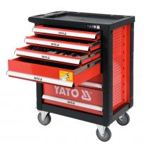 YATO Szerszámkocsi szerszámokkal 185 részes