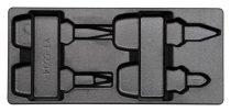 YATO Fiókbetét szerszámok nélkül szerszámkocsihoz YT-5534 fogó készlethez