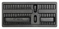 YATO Fiókbetét szerszámok nélkül szerszámkocsihoz YT-5538 torx készlethez