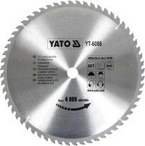 YATO Fűrésztárcsa fához 400/30/60