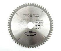YATO Fűrésztárcsa alumíniumhozz 300/30/100