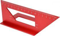 YATO 3D derékszög Alumínium 45° 90°