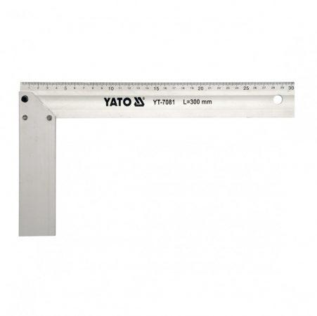 Yato YT-7081 fém derékszög 30 cm