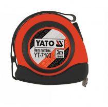 YATO Mérőszalag 5 m/19 mm, mágneses, nylon bevonatú