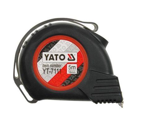 Yato YT-7111 Mérőszalag 5m/16mm