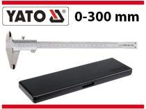 YATO Tolómérő 0-300mm/±0,02mm